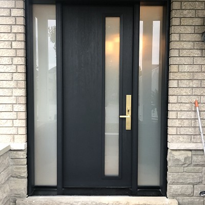 Modern Door Projects image