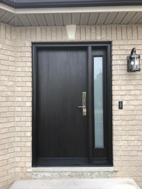 fiberglass entry door suppliers toronto