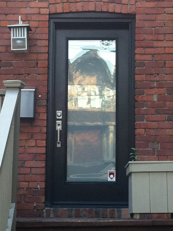 steel-door-installation-replacement-toronto-full-sandblasted