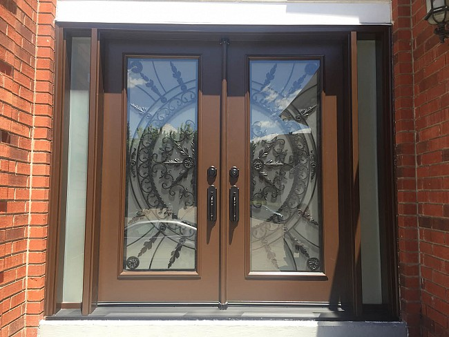 steel-door-installation-replacement-toronto-iron-grilles