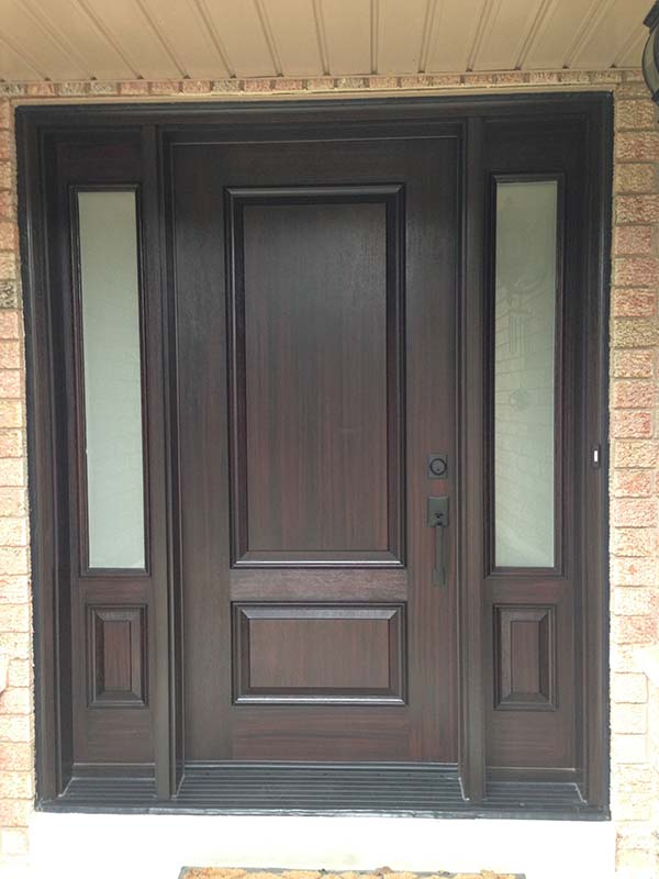 fiberglass-doors-installation-toronto-dark-traditional