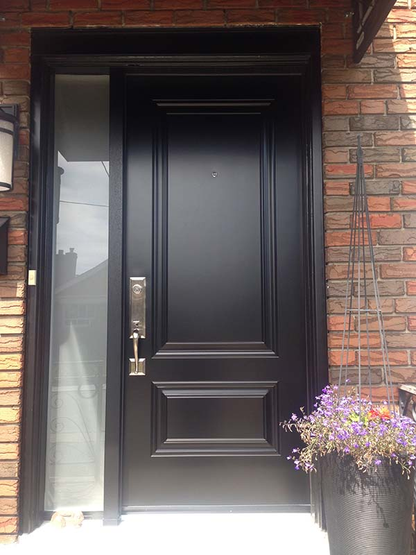 steel-door-installation-replacement-toronto-large-sidelight