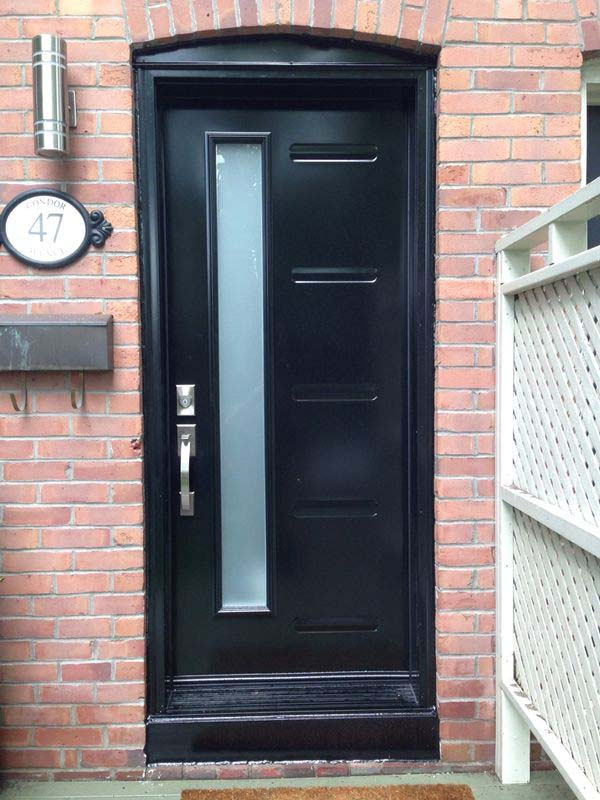 steel-door-installation-replacement-toronto-front-upgrade