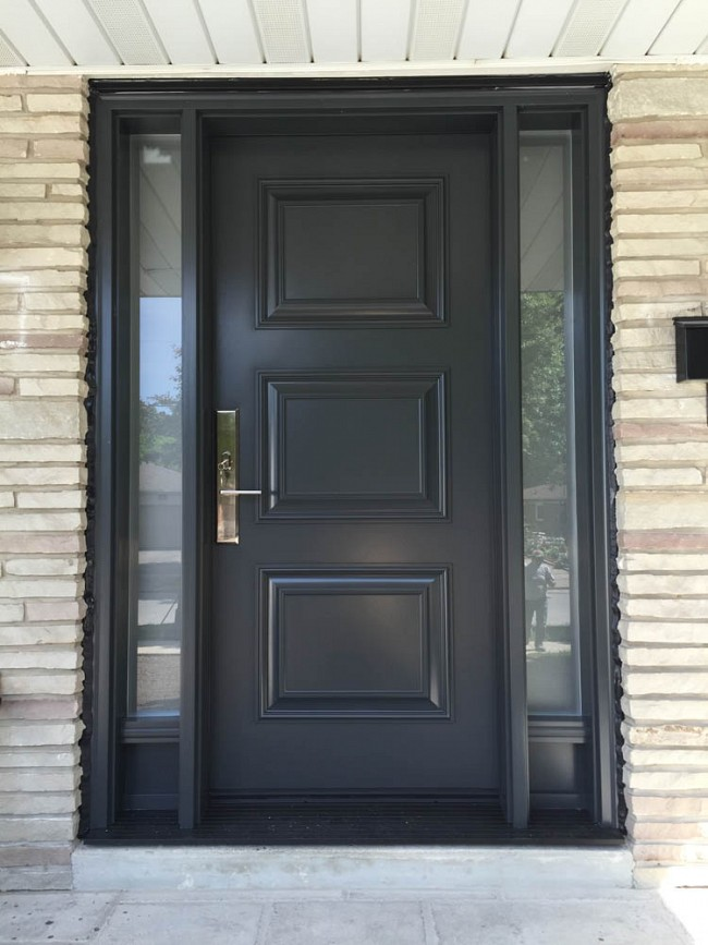 steel-door-installation-replacement-toronto-big-black