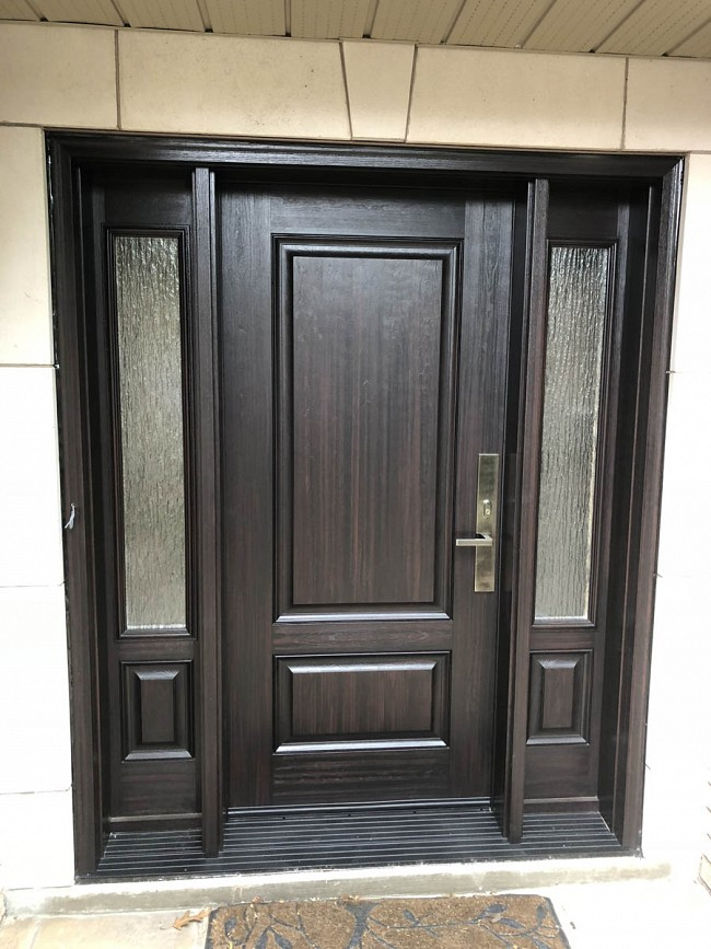 fiberglass-doors-installation-toronto-panelled-tradition