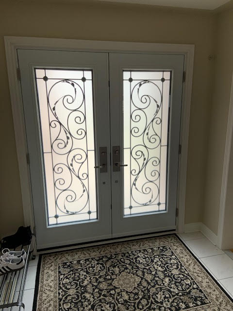 steel-door-installation-replacement-toronto-wrought-iron-inside