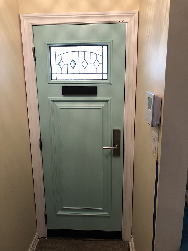 steel-door-installation-replacement-toronto-narrow-access