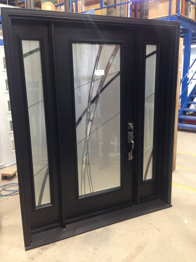 steel-door-installation-replacement-toronto-showroom