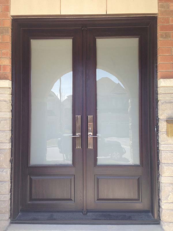 fiberglass front door suppliers toronto