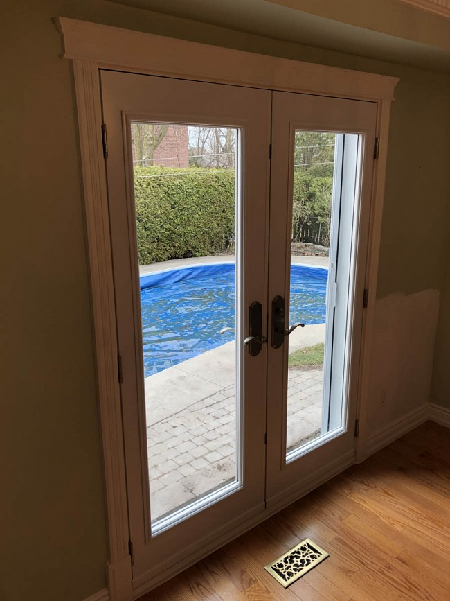 Manufaturer of garden doors toronto