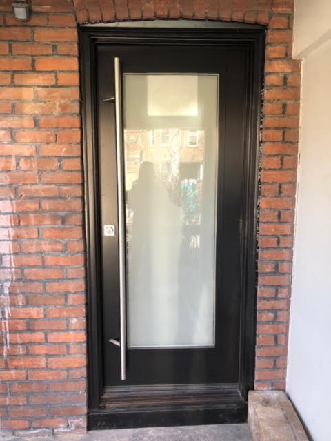 steel-door-installation-replacement-toronto-pull-handle