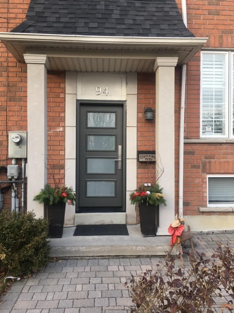 steel-door-installation-replacement-toronto-roman-columns