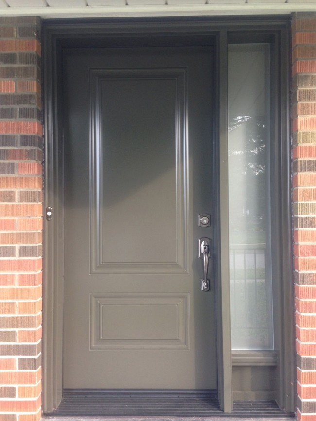 steel-door-installation-replacement-toronto-natural-colour