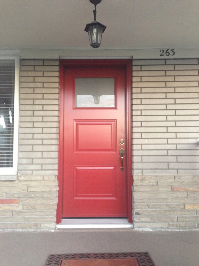 steel-door-installation-replacement-toronto-standard-red