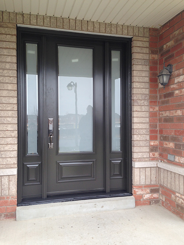 steel-door-installation-replacement-toronto-wide-black