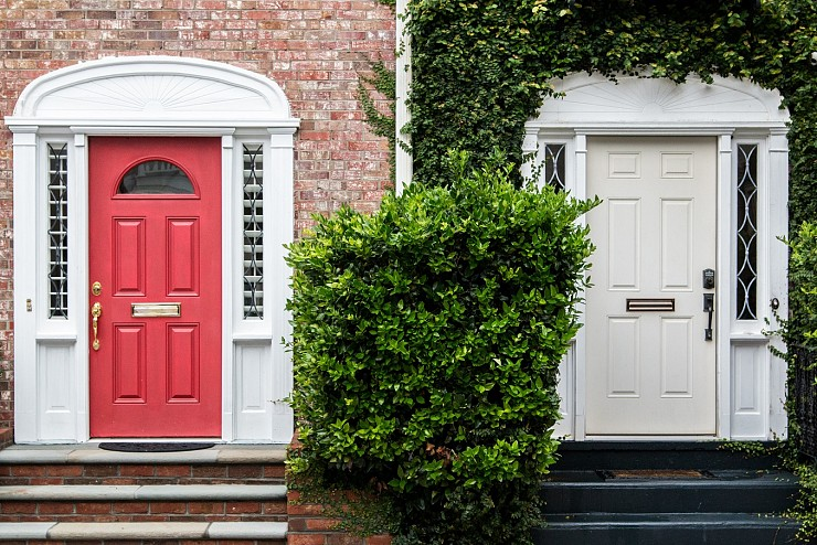 Entry Door Replacement: Steel vs. Fiberglass
